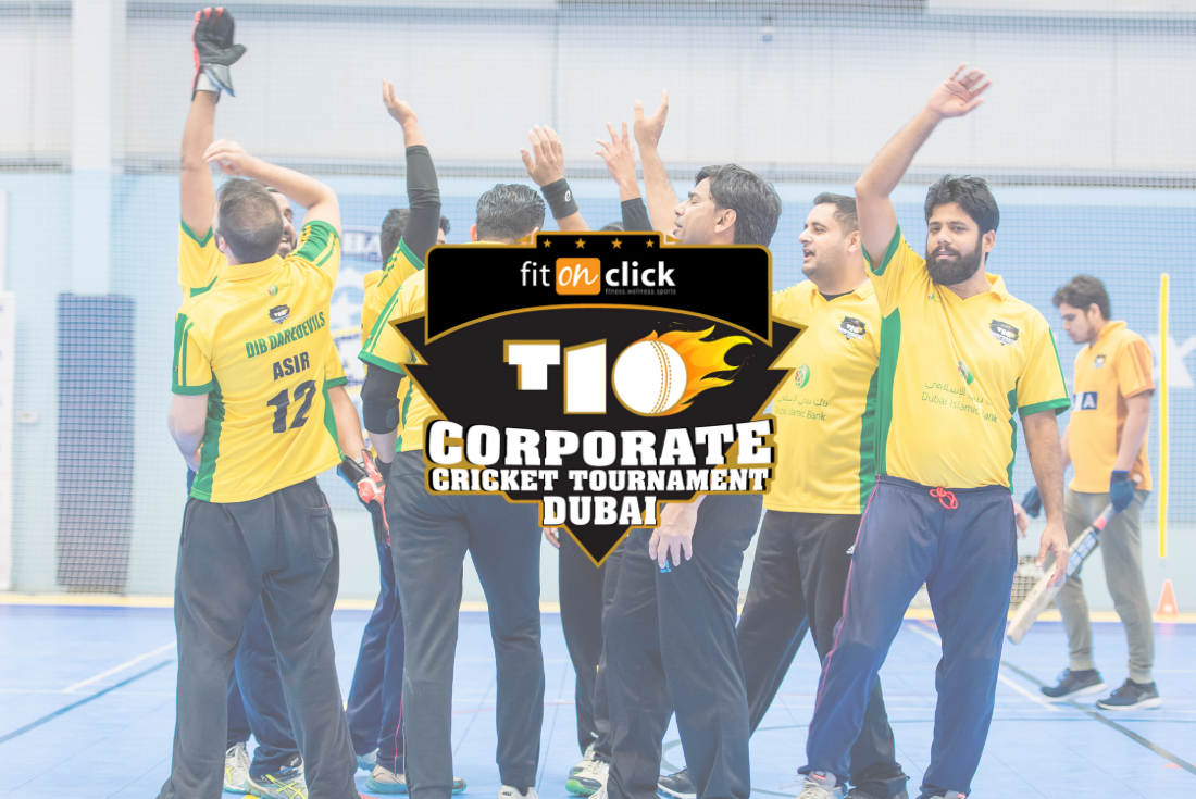 Corporate Cricket Madness Engineered by Fit On Click Sports