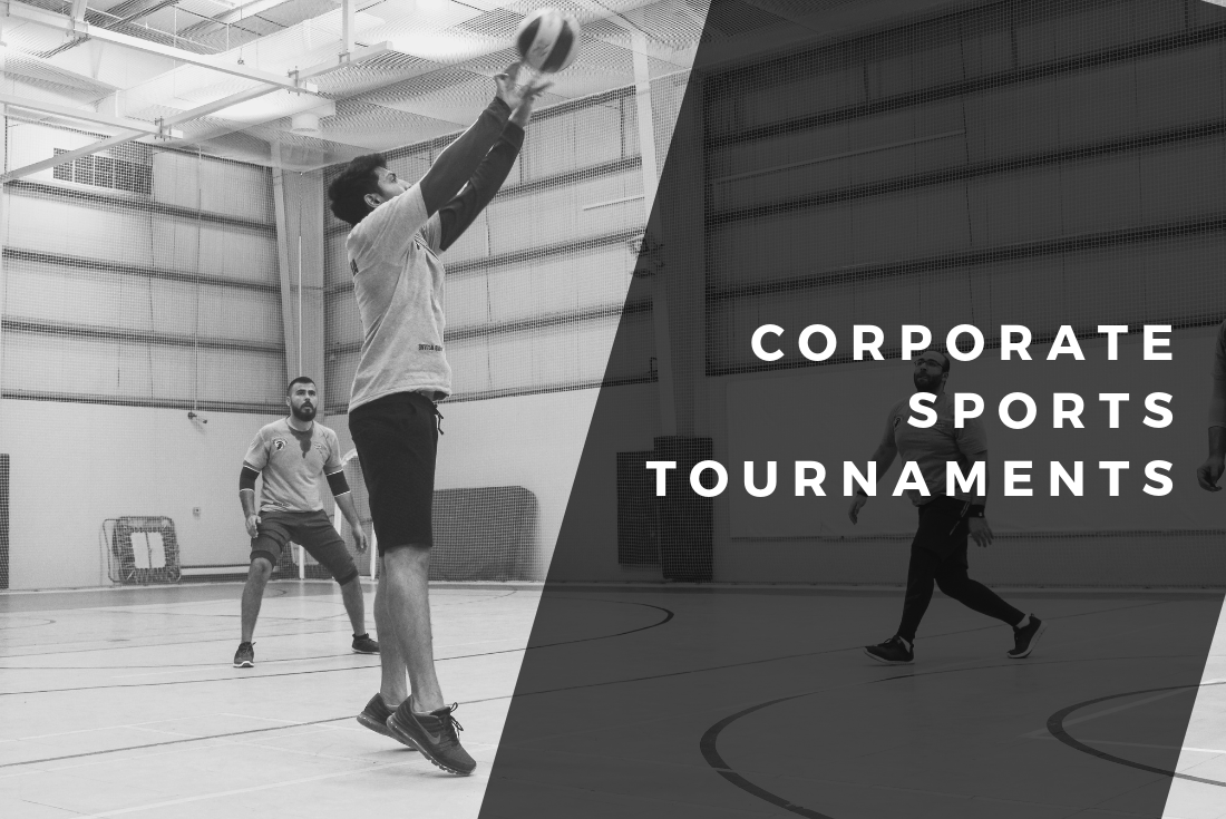 The Magnitude of Corporate Sports Tournaments