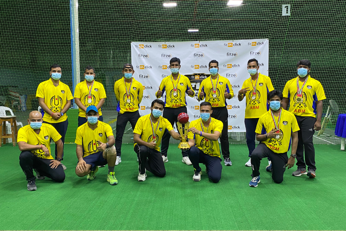 Fit On Click T10 Corporate Cricket Tournament makes a comeback!