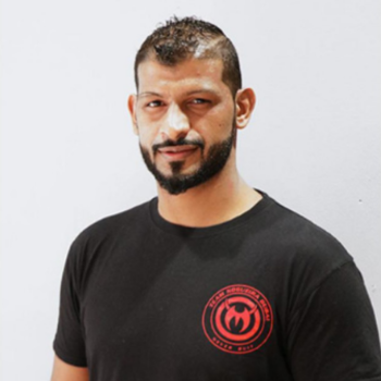 Amin Sharif, MMA Instructor