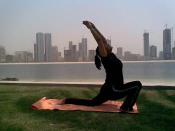 Marcellene Azavedo, Yoga Trainer