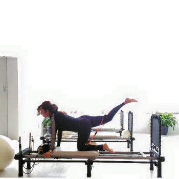 Roshi Ross, Pilates Instructor