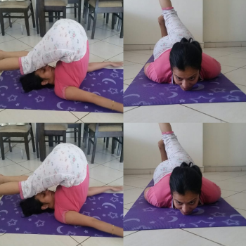 Vrinda Toshniwal Saraf, Yoga Instructor