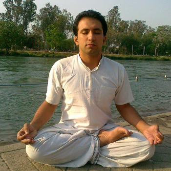 Yash Yogi, Yoga Instructor