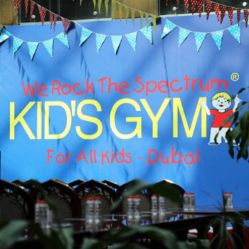 We Rock the Spectrum - Kid's Gym