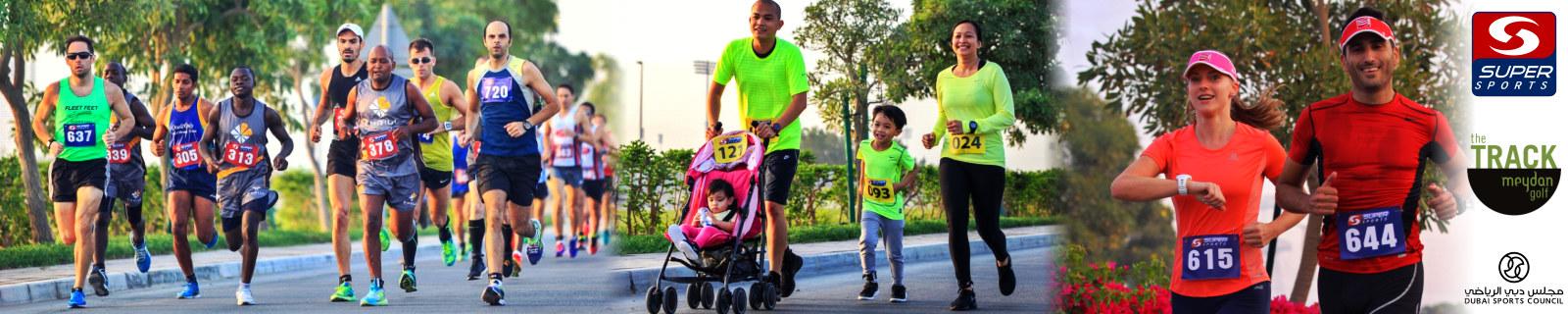Super Sports Run 10 miler(16k),10k,5k,3k