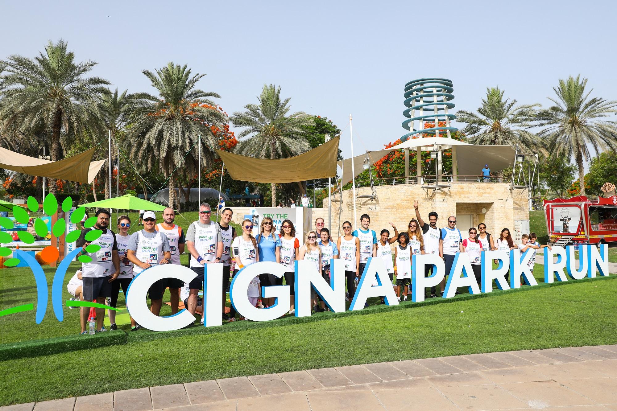 Cigna Park Run - Edition 7