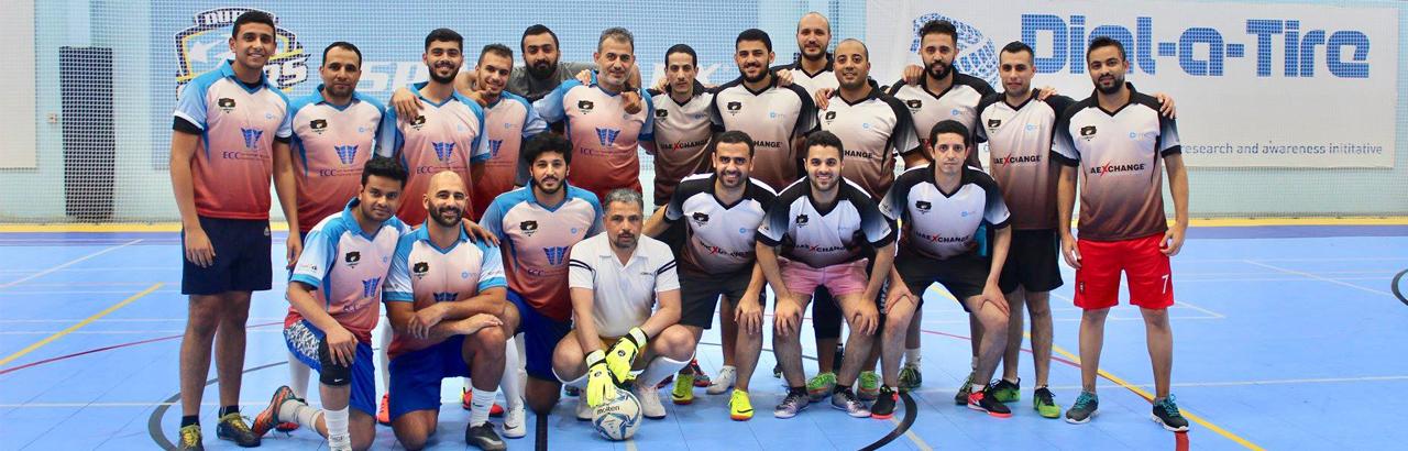 Corporate Football Tournament Dubai - 2019