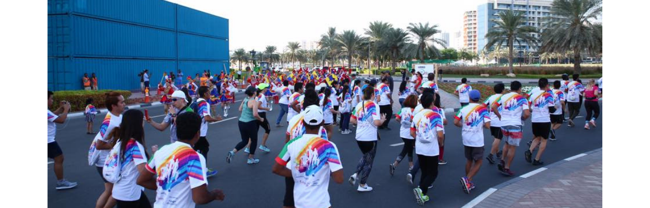 Emirates NBD Unity Run