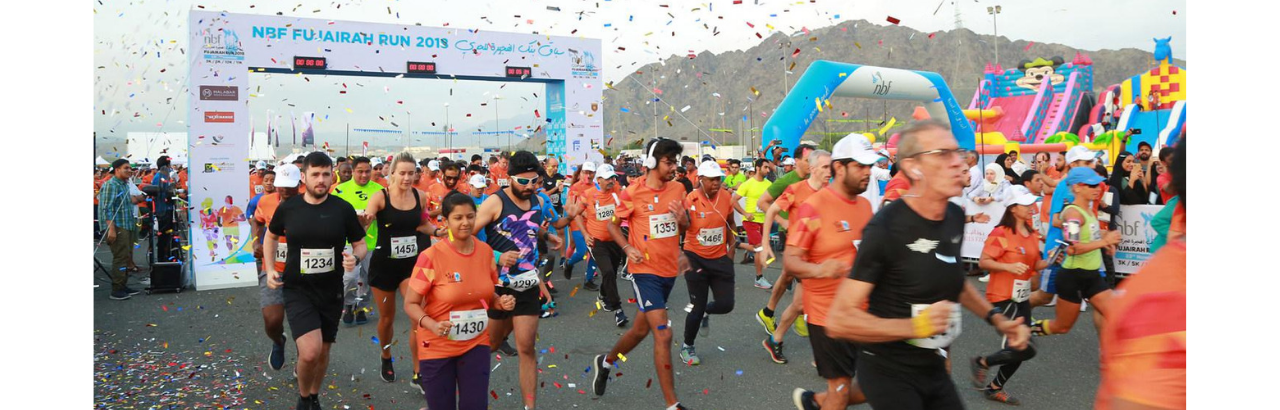 NBF Fujairah Run 2019