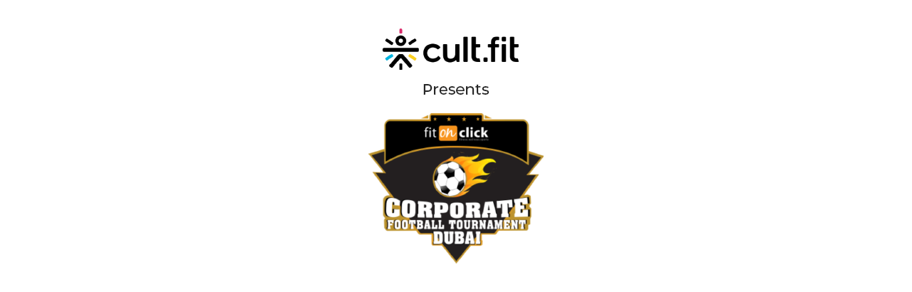 Fit On Click Corporate Football Tournament